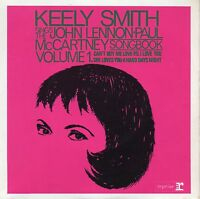 KEELY SMITH - SINGS THE LENNON-McCARTNEY SONG BOOK VOL. 1 (UK, 1964 EP R. 30042)