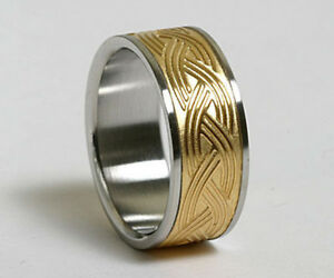 316l stainless steel gold plated