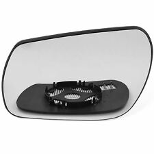 Right side for Mazda 2 2003-2007 wing door mirror glass