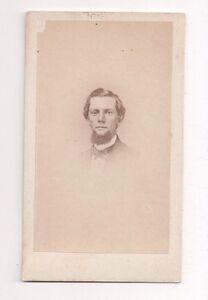 Vintage-CDV-Unknown-Civil-War-Era-Gentleman-E-P-Masterson-Port-Jervis-New-York