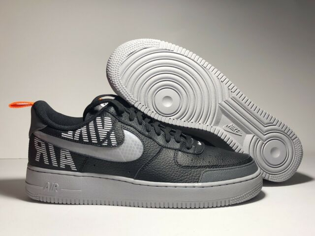 Size 8.5 - Nike Air Force 1 Low Under Construction - Black