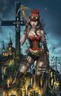 Grimm Fairy Tales Presents: Unleashed: Volume 1 by Patrick Shand, Raven Gregory (Paperback, 2013)