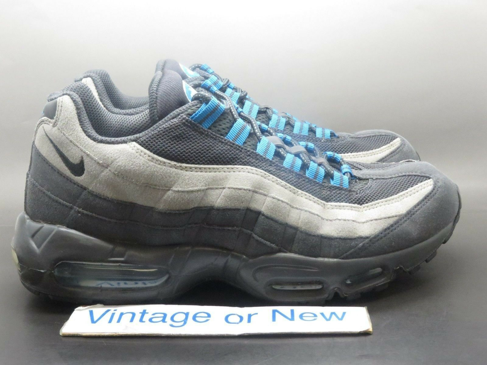 Men's Nike Air Max '95 Anthracite Medium Grey Neutral Grey Running 2018 Price reduction Comfortable and good-looking