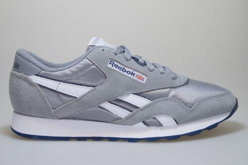 Gris Pluie Classic 36088 Chaussures De Gris Hommes Nylon Reebok v6Iwn8BqB