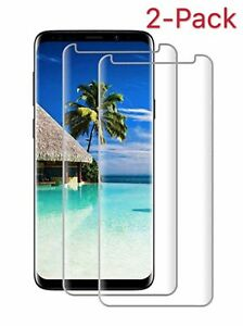 Para-Samsung-Galaxy-S9-S8-Plus-8-Plus-9-Protector-de-Pantalla-Note-Vidrio-Templado