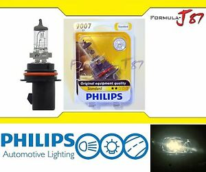 Halogen 9007 HB5 65//55W 3800K Stock Two Bulbs Head Light Replace High Low Beam