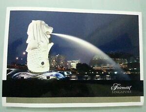 Willie-Fairmont-Singapore-postcard