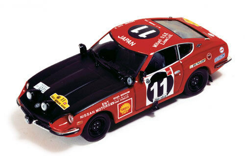 Datsun 240 Z  11 1 43 Model RAC044 IXO MODEL