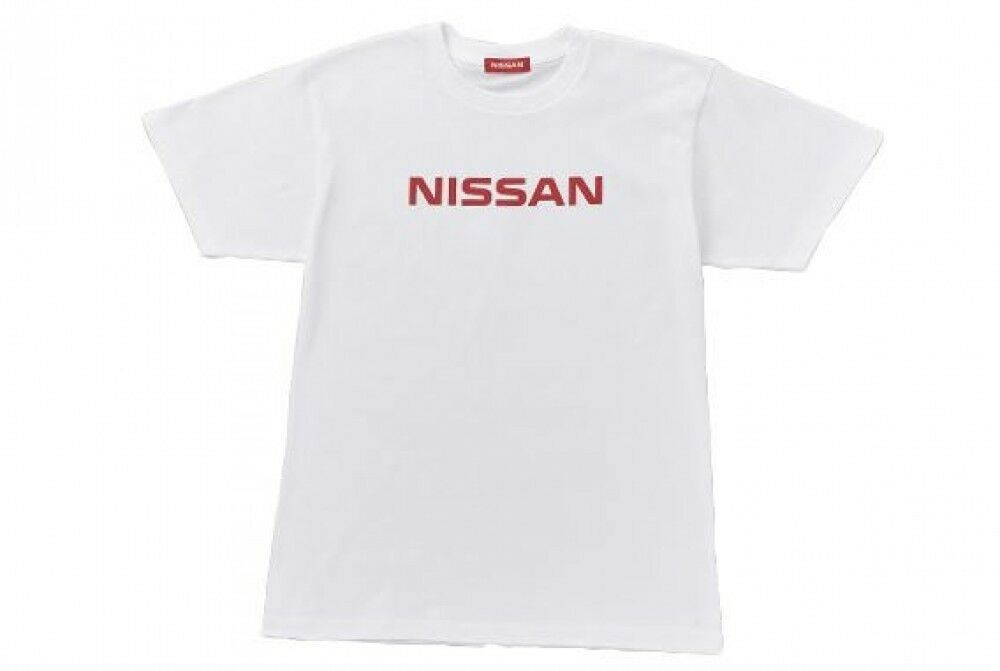 NISSAN T-shirt Weiß New 100% cotton from JAPAN