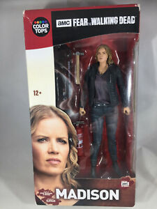 "McFarlane Toys Fear The Walking Dead TV Madison Clark 7/"" Figure"