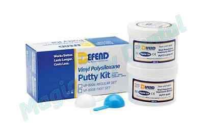 Defend Mydent Dental REGULAR Set VPS Putty Impression Material #VP-8006