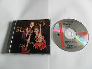 Chet-Atkins-And-Mark-Knopfler-Neck-And-Neck-CD-1990-AUSTRIA-Pressing