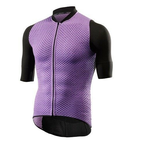 Maglia Maglietta Jersey T-shirt Bici Ciclismo SIXS LILLA 100%  HIVE JERSEY