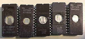 EPROM-Typ-2732-32-KB-EPROM-Ceramic-various-manufacturers-Slots