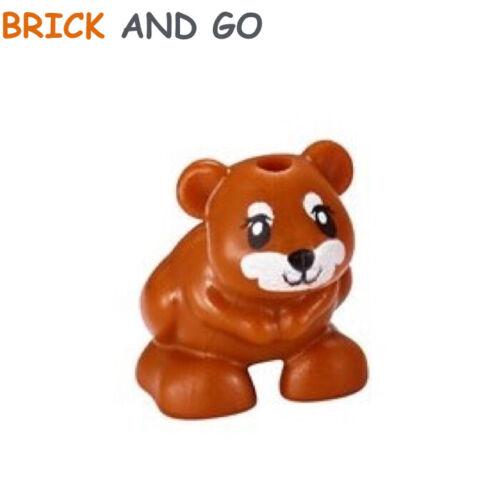 orange foncé 1 x LEGO City Friends 24604 Animal Souris Hamster Mouse NEUF NEW