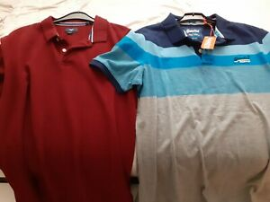 Lot 2 Polo Homme - Marque Superdry - Neufs