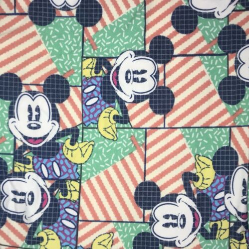 LuLaRoe Disney Mickey Mouse Xmas Red One Size Butter Leggings Unicorn OS NWT S05
