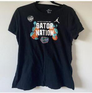 Florida Gators Nike Jordan Shirt Orange