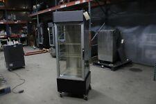 Hatco Pfst 1x Flav R Savor Tall Dry Heated Holding Cabinet Pizza Merchandiser