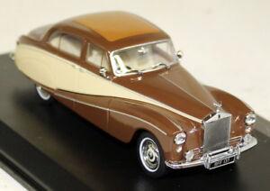 Oxford-1-43-Scale-49EMP001-Rolls-Royce-Silver-Cloud-Hooper-Empress-Brown-Cream