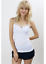 Seamless-Criss-Cross-Caged-Stretch-Sleeveless-Cami-Tank-Top-6-Colors-S-M-or-M-L thumbnail 2