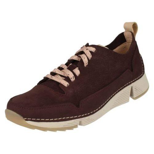 Los últimos zapatos de descuento para hombres y mujeres Descuento por tiempo limitado De Mujer Clarks Estilizado Zapatillas Casual 'Triumph Chispa'