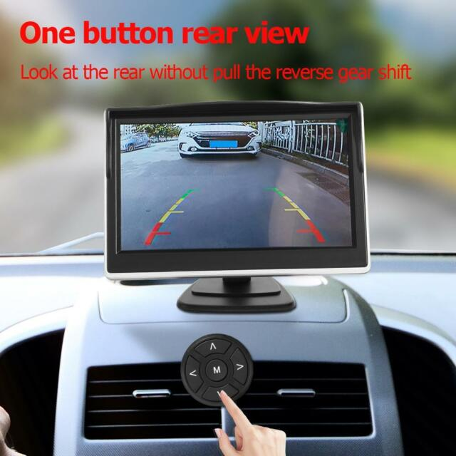 Universal 360° Bird View System 4 Camera Panoramic Car DVR Recording Parking Cam