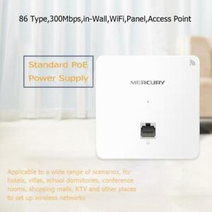 86-Type-300Mbps-in-Wall-WiFi-Wireless-Panel-Socket-AP-Access-Point
