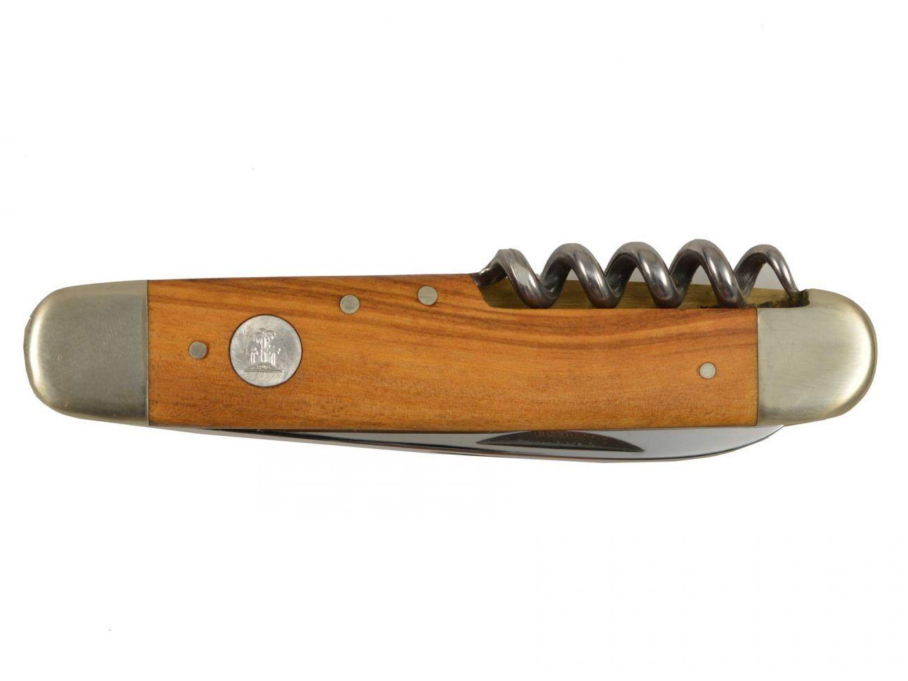 Güde Alpha Olive Taschenmesser Klappmesser mit Pitchgabel Solingen cm X715/07  7 cm Solingen c94b8d