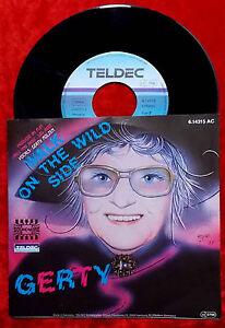Single-Gerty-Molzen-Walk-on-the-wild-Side-Teldec-614315-AC-D-1985