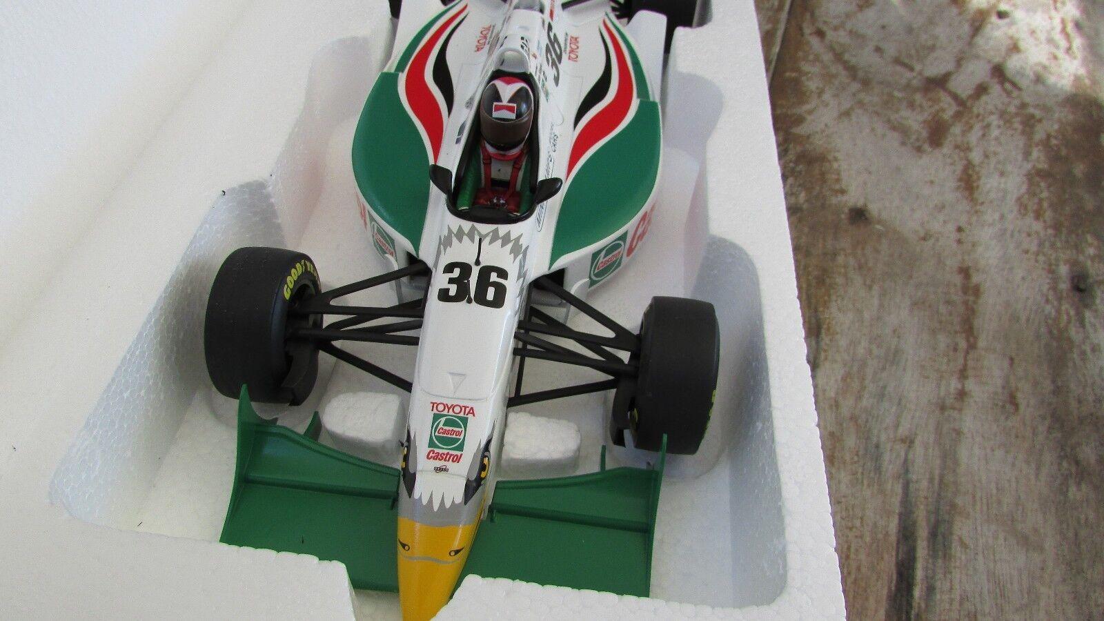Minichamps Ut Gurney Eagle Mkv 1998 Indy Typ Rennauto Juan Fangio 2 1 18 Skala