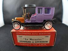 "RAMI JMK Panhard & Levassor ""La marquise"" 1908  en boite"