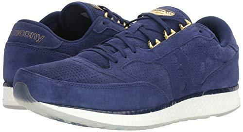 Saucony Men's Freedom Runner Running shoes S40001-1, bluee gold PICK YOUR SIZE