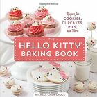 Hello Kitty Baking Book by Michele Chen Chock (Hardback, 2014)
