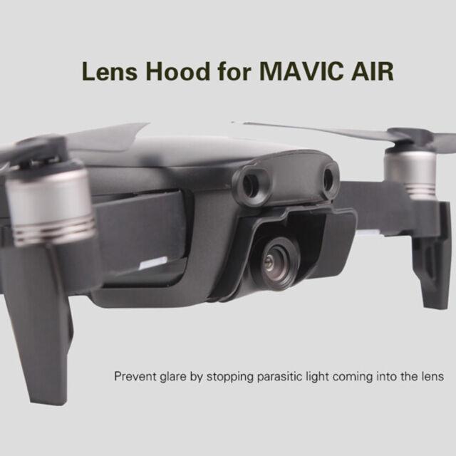 Sunnylife Sun Shade Lens Hood Glare Gimbal Camera Cover For DJI Mavic AIR HCUK