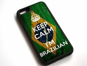 For-iPhone-XS-Max-Keep-Calm-I-039-m-Brazilian-Brazil-Flag-Case-Cover-10086