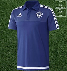 All Football Chelsea Polo Wear Official Training Adidas Sizes Details About Shirt CthsQrd
