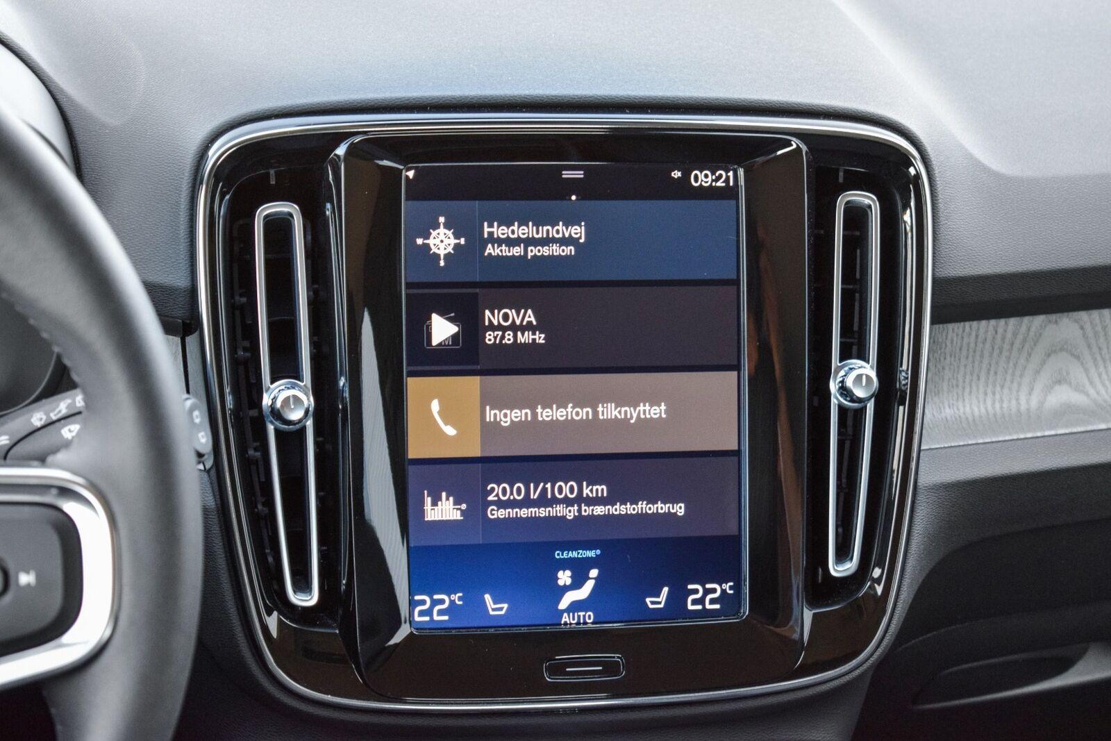 Volvo XC40 2,0 D3 150 Inscription aut. - billede 10