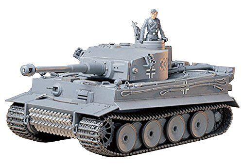 Tamiya 1 1 1 35 Tedesco Tiger i Presto Produzione Kit modellolo Nuovo da Giappone 5e73a0