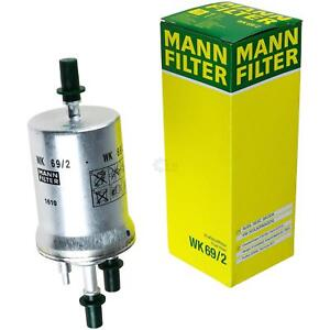 Original-MANN-FILTER-Kraftstofffilter-WK-69-2-Fuel-Filter