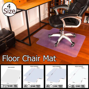 Image Is Loading Pvc Thicken Chair Mat Protector For Hardwood Floors