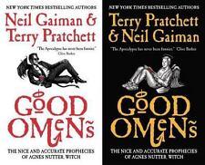 Good Omens by Neil Gaiman and Terry Pratchett (2006, Paperback)