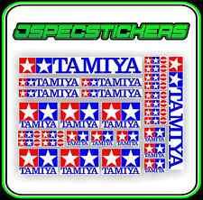 TAMIYA STICKER SHEET A5 GRASS HOPPER TT-01 TT-02 BLACKFOOT RC MODEL VINTAGE BNIP