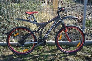 Details about SPECIALIZED FSR ENDURO PRO bike !! shimano XTR, XT, FOX,  MANITOU ! LOW MILAGE !!
