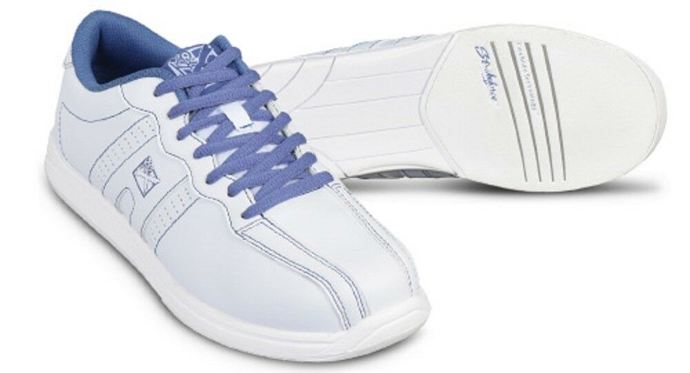 eef103b85 Women s KR Strikeforce Bowling color bluee Size 5-11 White shoes  nosevf1291-Women