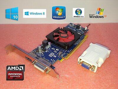 HP ENVY HPE h8-1500t h8-1500z Desktop PC DVI 1GB HD Video Card
