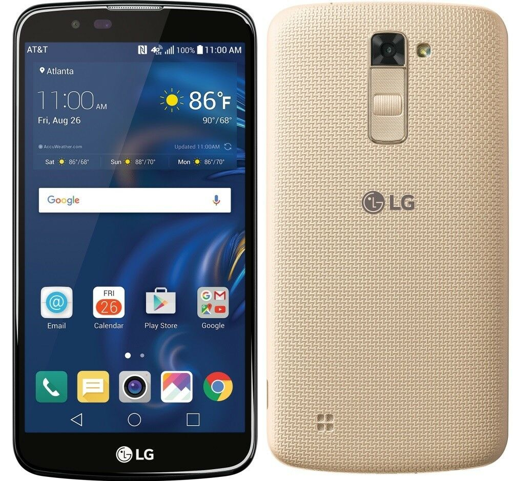 Unlocked -AT&T LG K10 K425 4G LTE 5 3
