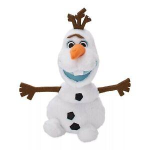 Disney-Frozen-2-Olaf-Muneco-Mini-Bean-Bolsa-Muneco-de-Peluche-Muneca-18cm