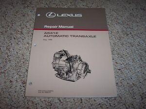 1997 lexus es300 es 300 a541e transmission shop service repair rh ebay com 1999 lexus es300 repair manual 1999 lexus gs300 repair manual