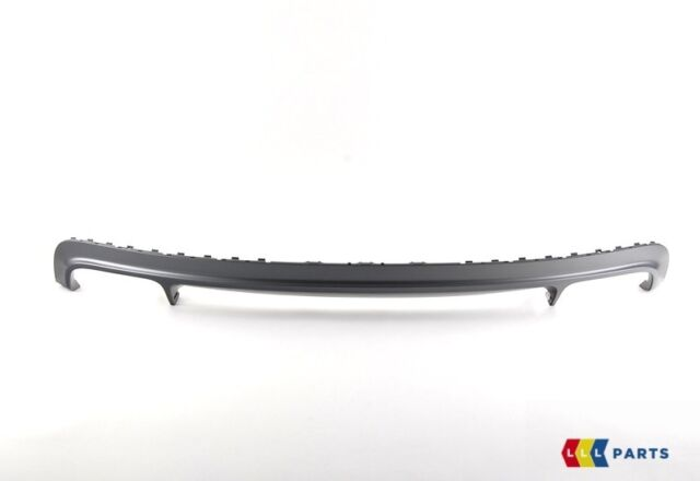New Genuine AUDI TT 15-17 S-line Pare-chocs avant Lower Center Trim 8S0807110A3FZ